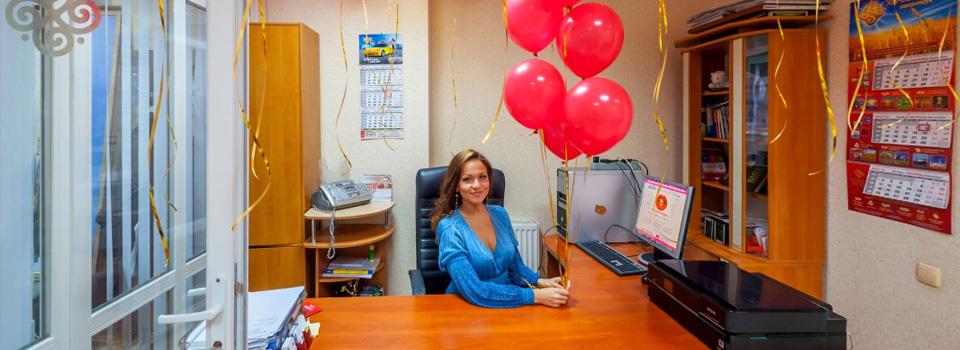 В офисе брендингового агентства ГРЕЙДС
