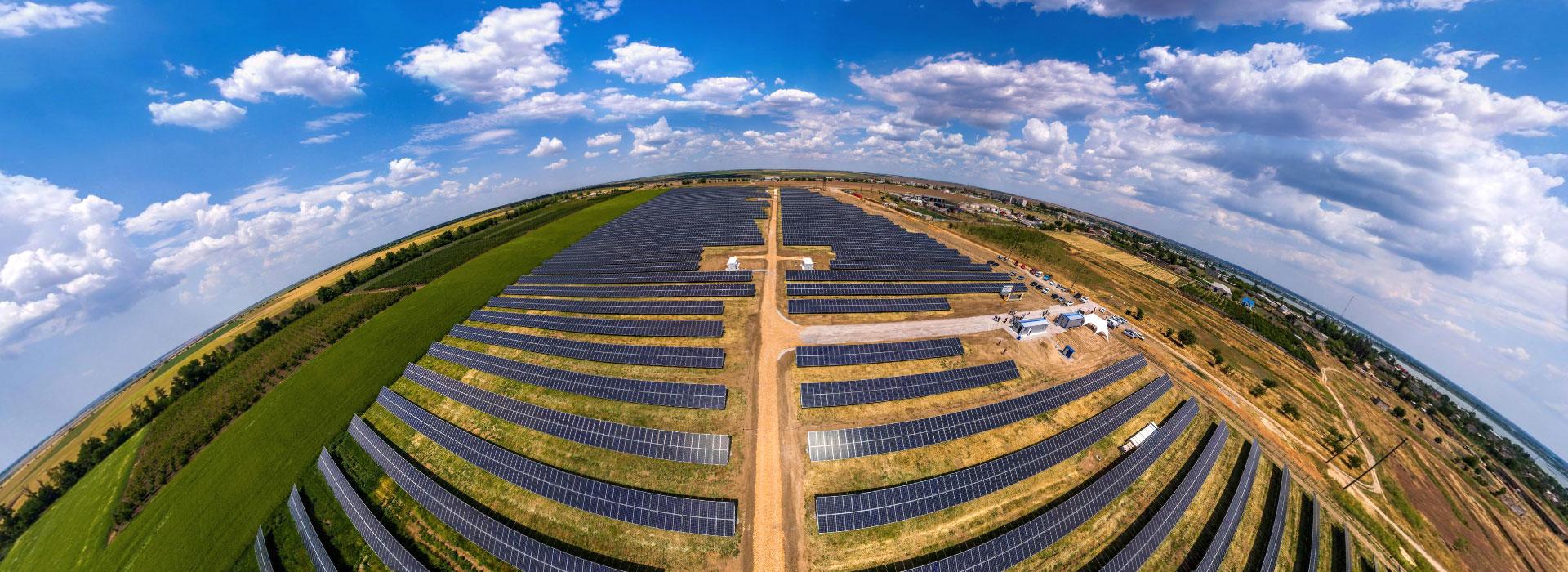 Солнечная энергетика на солнечной Херсонщине