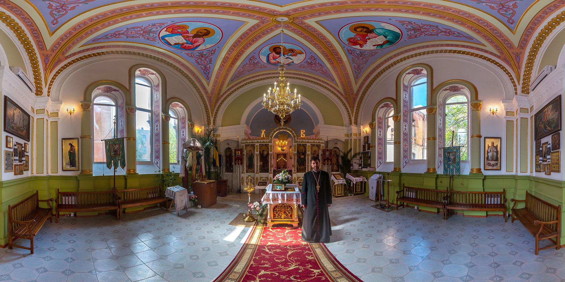 Храм Святой Мученицы Александры