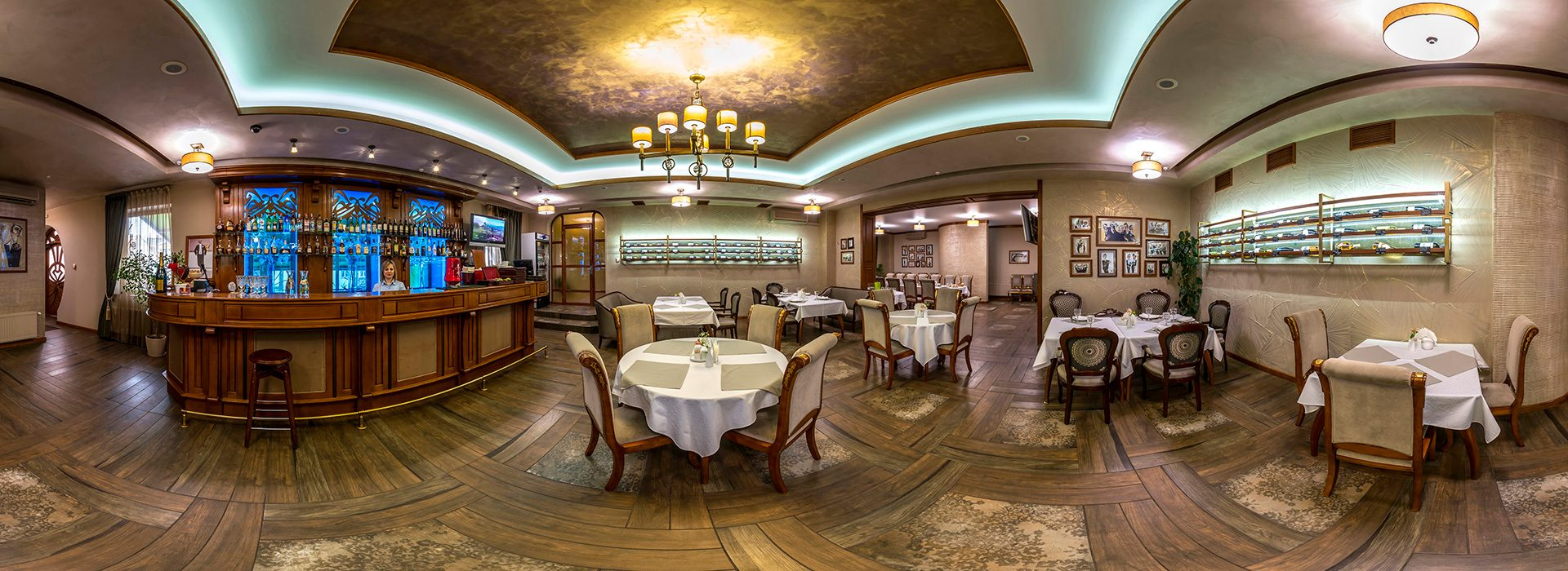 Отель и Ресторан