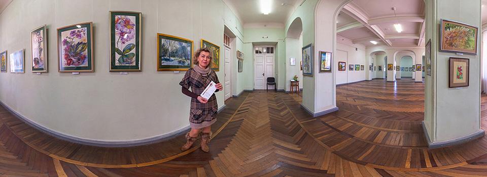 Персональная выставка Светланы Билецкой