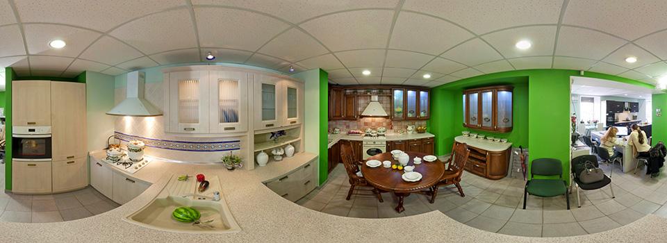 Виртуальный тур по салону кухонь BOTSMAN