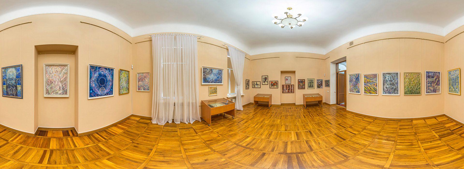 Выставка Валерия Моругина
