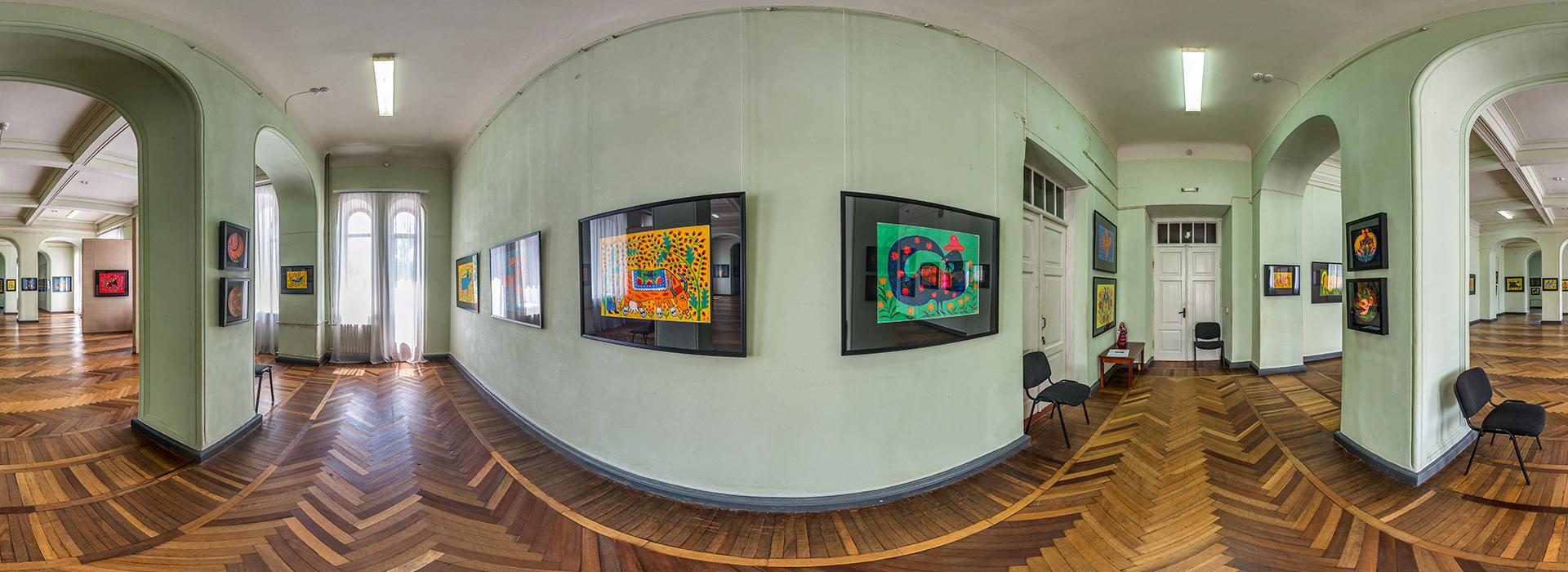 Выставка художницы Марии Приймаченко