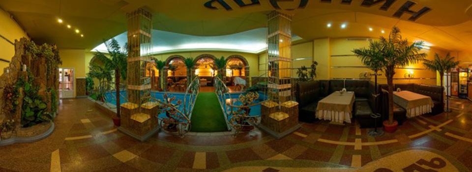 Виртуальный тур по гостинице и ресторану