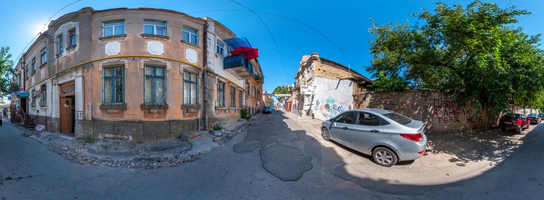 Улицы рассказывают: Херсон, старый-добрый центр